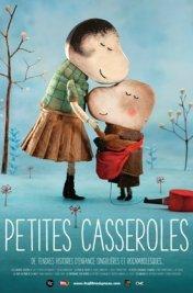 Affiche du film Petites casseroles