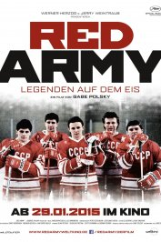 background picture for movie Red Army