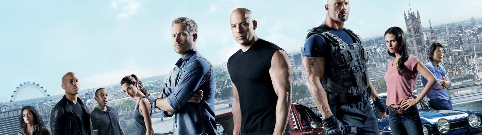 Photo du film : Fast and Furious 6