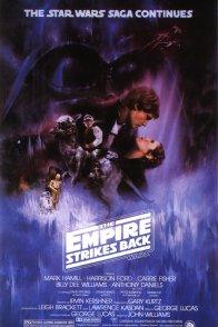 Affiche du film : Star Wars : Episode V - L'Empire contre-attaque
