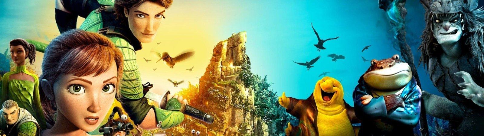 Photo du film : Epic : la Bataille du Royaume Secret