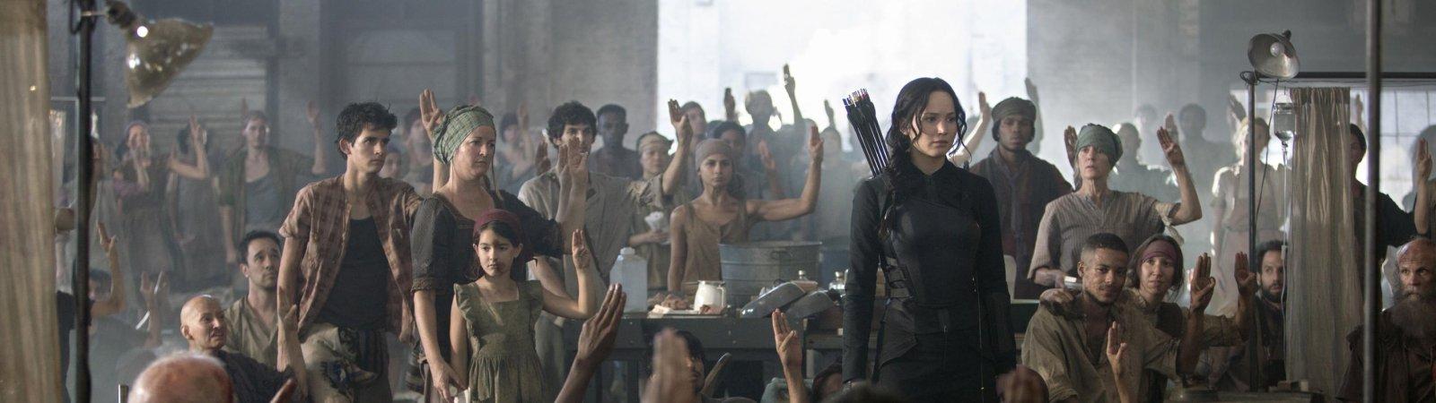 Photo du film : Hunger games - La révolte : Partie 1