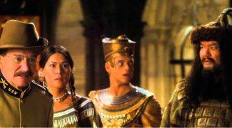 Affiche du film : La Nuit au Musée : Le Secret des Pharaons