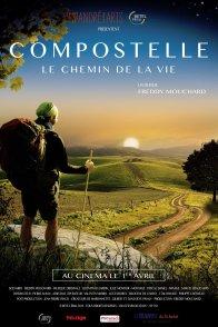 Affiche du film : Compostelle, le chemin de la vie