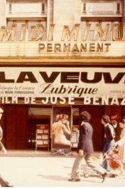 Affiche du film La veuve lubrique