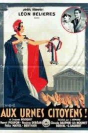 Affiche du film Aux urnes, citoyens!