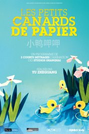 background picture for movie Les Petits canards de papier