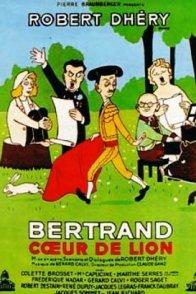 Affiche du film : Bertrand coeur de lion