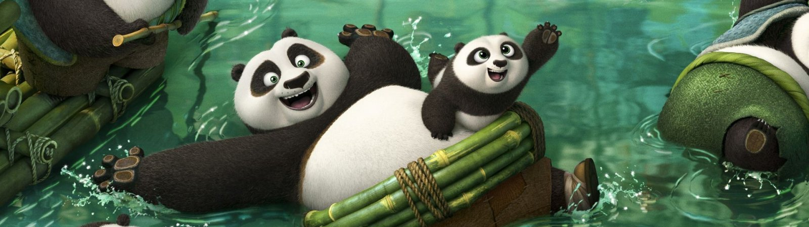 Photo du film : Kung Fu Panda 3
