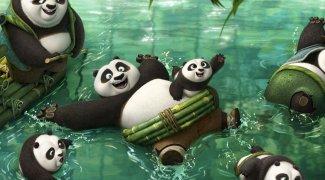 Affiche du film : Kung Fu Panda 3