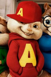background picture for movie Alvin et les Chipmunks 4