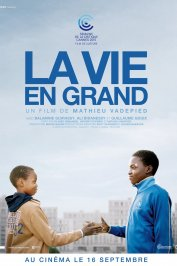 background picture for movie La Vie en grand