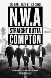Affiche du film : N.W.A : Straight Outta Compton