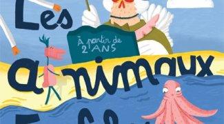 Affiche du film : Les Animaux farfelus
