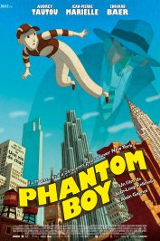 background picture for movie Phantom Boy