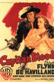 Affiche du film Captain Blood