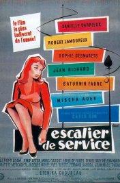 Affiche du film L'Escalier de service