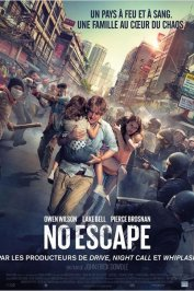 background picture for movie No Escape