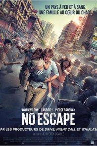 Affiche du film : No Escape