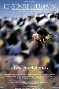 Affiche du film : Le genre humain - Les parisiens