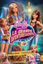 background picture for movie BARBIE, la Grande Aventure des Chiots