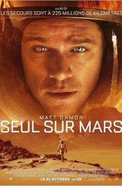 Affiche du film Seul sur Mars