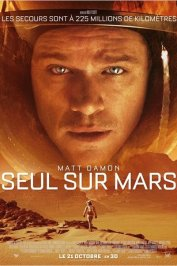 background picture for movie Seul sur Mars