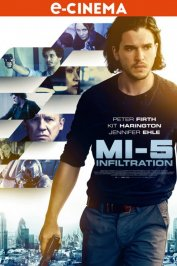 background picture for movie MI-5 Infiltration