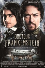 background picture for movie Docteur Frankenstein