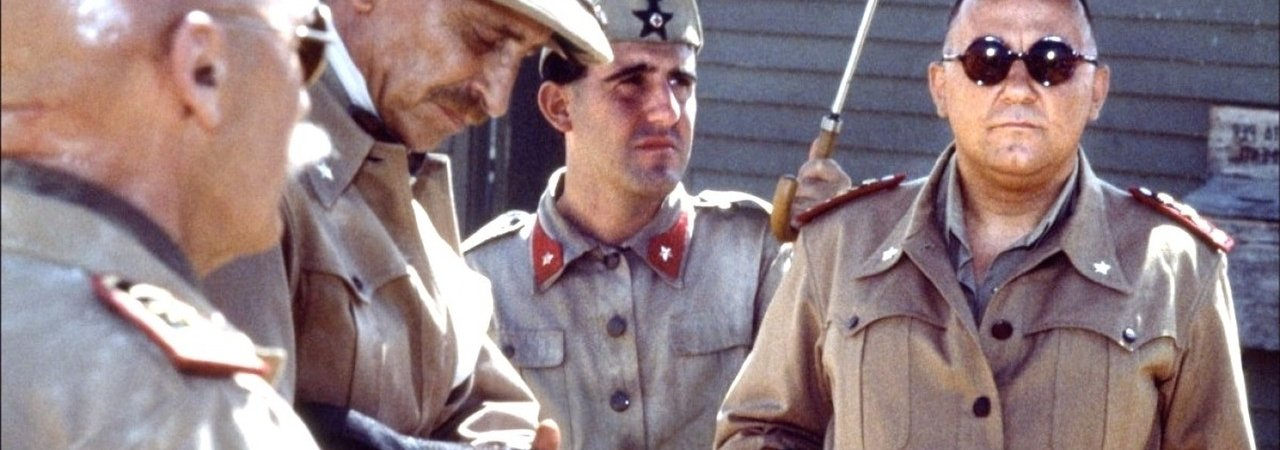 Photo du film : Le fou de guerre