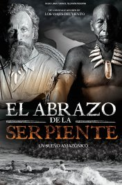 Affiche du film El Abrazo de la Serpiente