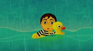 Affiche du film : Lili Pom et le voleur d'arbres