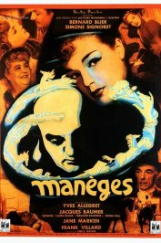 background picture for movie Manèges