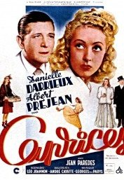 background picture for movie Caprices