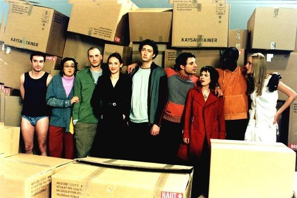 Photo du film : Le carton