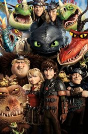 Affiche du film How to Train Your Dragon 3