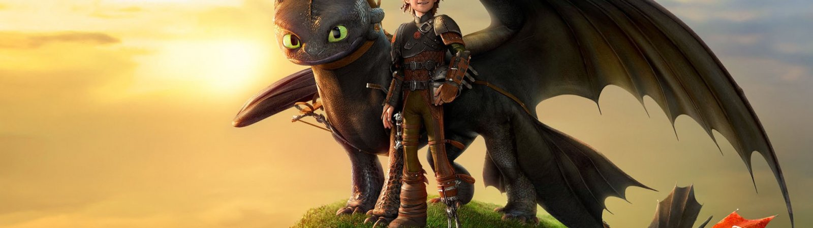Photo du film : How to Train Your Dragon 3