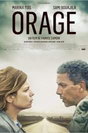 background picture for movie Orage