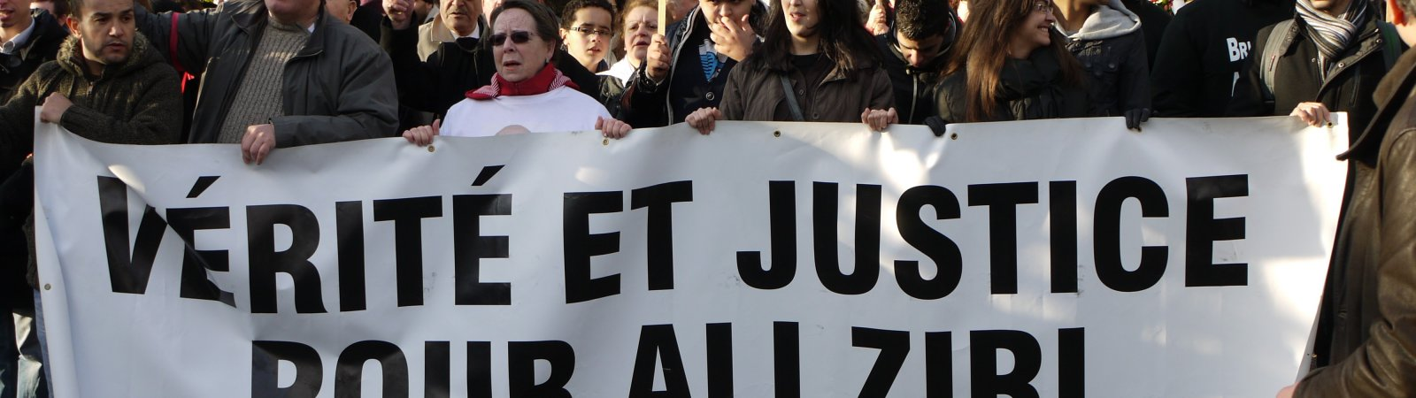 Photo du film : Qui a tué Ali Ziri ?