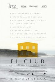 background picture for movie El club