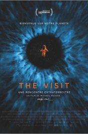 Affiche du film The Visit : une rencontre extraterrestre