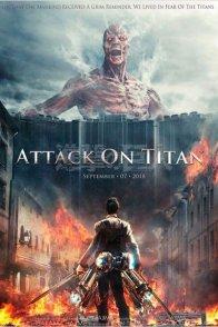 Affiche du film : L'Attaque des Titans