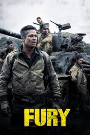 background picture for movie Fury