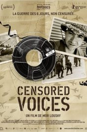 background picture for movie Censored Voices