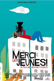 background picture for movie Merci les jeunes