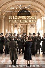 Affiche du film Francofonia : le Louvre sous l'occupation