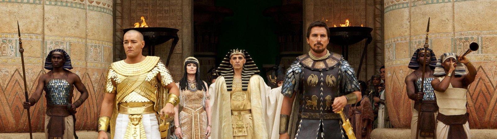 Photo du film : Exodus Gods and Kings
