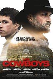 Affiche du film Les Cow-boys