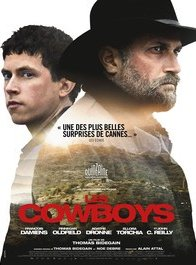 Affiche du film : Les Cow-boys