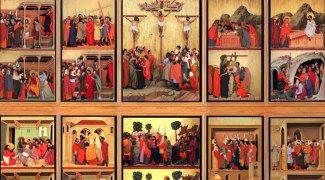 Affiche du film : Maesta, la passion du Christ